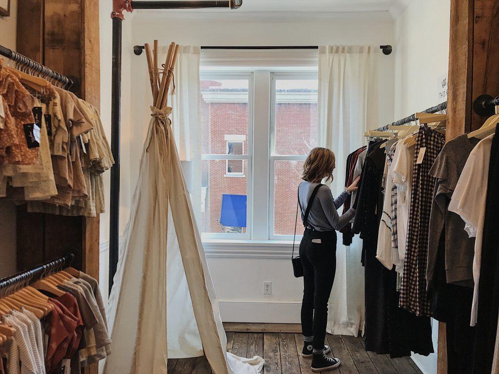نحوه راه اندازی فروشگاه پوشاک